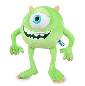 Peluche cojin Mike Wazowski Monster University soft 34cm
