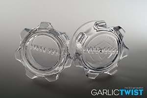 NexTrend 3rd Generation Clear Garlic Twist