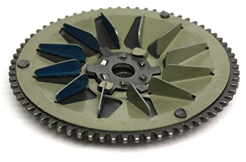 Riemenscheibe / Steigscheibe Lüfterrad für Peugeot Roller, Buxy, Elyseo, Speedfight, Trekker