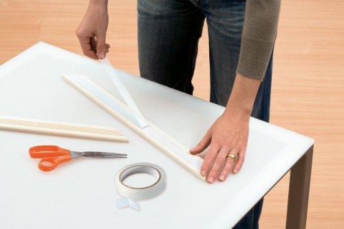 billig 3m 486248 doppelseitiges power montage klebeband 19 mm x 5m grau g nstig shoppen. Black Bedroom Furniture Sets. Home Design Ideas