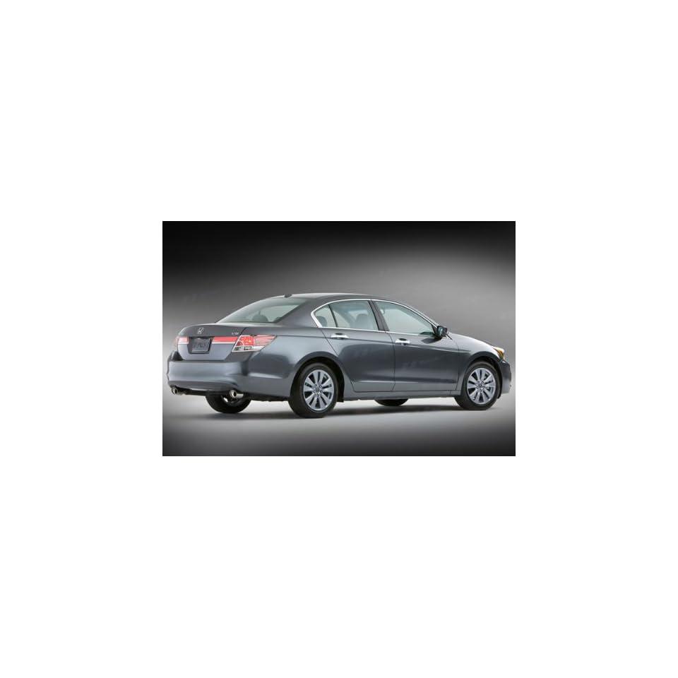 Honda Accord 4 DR Sedan 2008 2010 SES Chrome Tail Light Covers