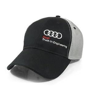 Audi Twill Mesh Baseball Cap from Audi