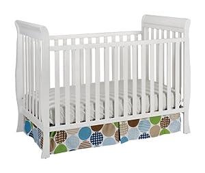Delta Children's Products Winter Park 3-in-1 Convertible Crib, White from Delta Children's Products