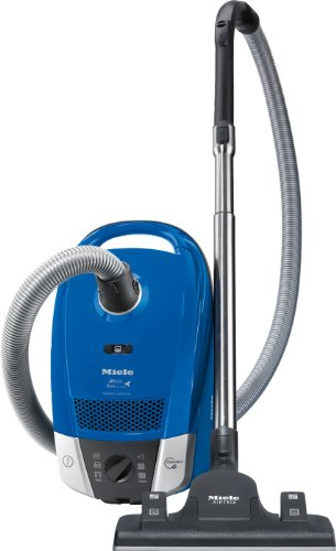 Miele S 6260 EcoLine Bodenstaubsauger / 1.200 Watt Efficiency-Motor / Active HEPA-Filter / Comfort-Kabelaufwicklung / umschaltbare universal-Bodend&#252;se SBD 650-3 AirTeQ