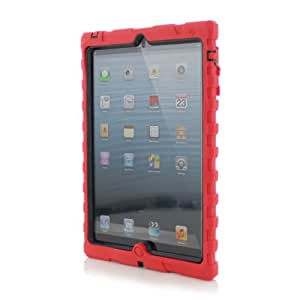 Hard Candy Shock Drop Series Case for iPad Mini - Red/Black