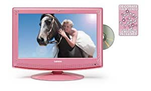 lenco dvt 1533 tv lcd 15 4 avec lecteur dvd int gr 720p. Black Bedroom Furniture Sets. Home Design Ideas