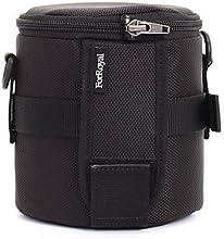 ForRoyal Lens Bag-130  Black
