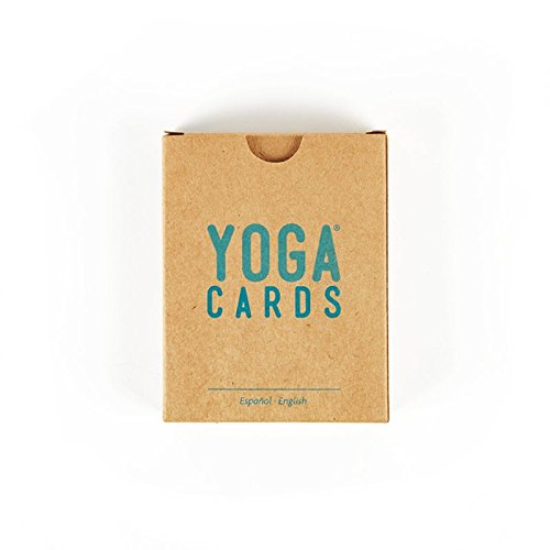 Yoga Cards is a set of 60 flash cards with yoga's most essential asanas with illustrations, descriptions including a guide with cards sequences to help target and relieve common ailments and illnesses (Yoga Positions Card Set compare prices)