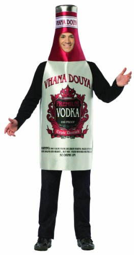 Vodka Bottle Costume