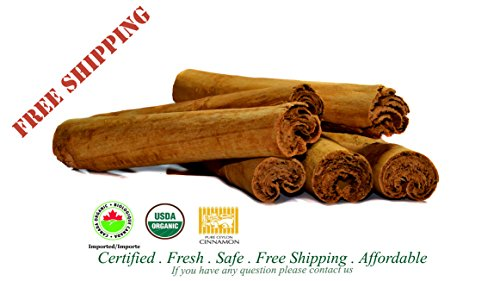 Certified Organic Pure Ceylon/True Cinnamon C4