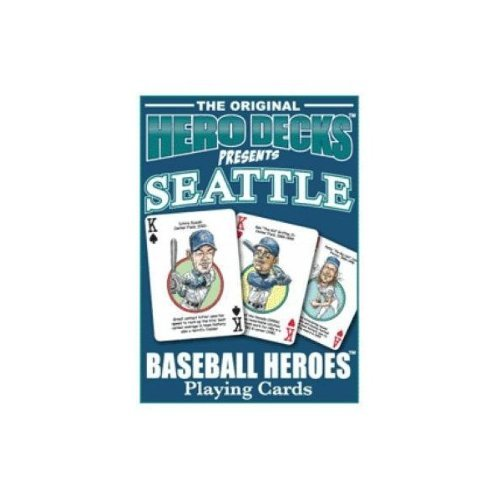 Cards, Seattle Mariners