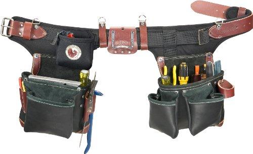 Occidental Leather B9588 Adjust-to-Fit(TM) Green Building(TM) Tool Belt Set -  Black