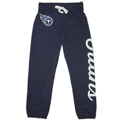 PLUS SIZE NFL TENNESSEE TITANS Womens Lounge / Yoga Pants (Vintage Look)