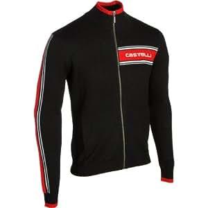 Castelli Meccanico Sweater Black, M