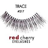 Red Cherry - Falsche Wimpern Nr. 217 - Echthaar