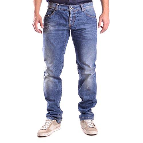 Jeans pr684 Bikkembergs Uomo 30 Blu