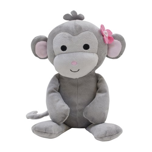 Bedtime Originals Plush Toy, Cupcake Monkey - 1