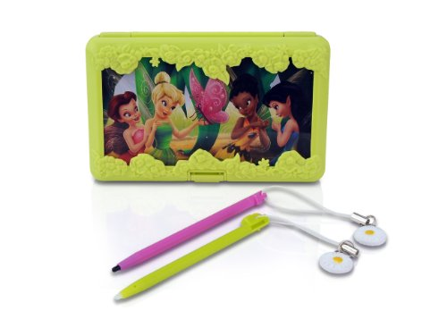 DS Lite/DSi Fairies Game Case and Stylus