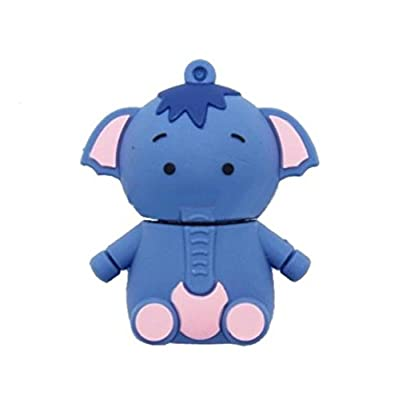 16 GB Baby Elephant Fancy USB Pen Drive