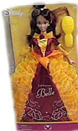 Disney Princess Fall Fantasy Belle Doll