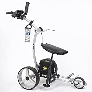 Bat Caddy X4R Remote Controlled Golf Caddy by Bat-Caddy Golf