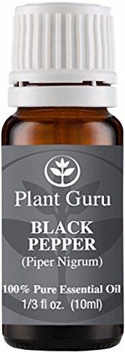 Black-Pepper-Essential-Oil-Piper-Nigrum-10-ml-100-Pure-Undiluted-Therapeutic-Grade