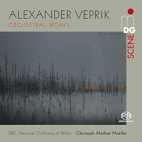 SACD : VEPRIK / BBC NATIONAL ORCH OF WALES / MUELLER - Orchestral Works