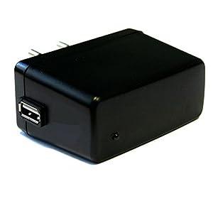 2 Pin 1000mAh USB Power Adapter Mains Charger European Travel Wall Plug for MP3 players, ipods, iphone 3, 3GS, 4, 4S, 5, 5c, 5s, 6, 6 Plus, Apple iPad 2, 3, 4, iPad Air, iPad Mini, Mobile phones, PDA's, Garmin, Tomtom, Navman and Digital Cameras