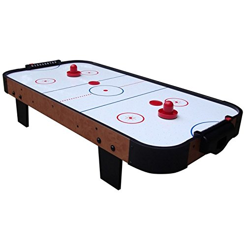 Gamesson - Wasp II Air, Tavolo da hockey, 101 cm, colore: Bianco [Regno Unito]
