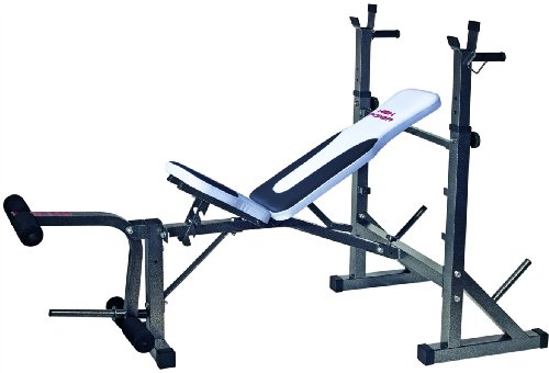 Panca Multifunzione Bench 860 High Power