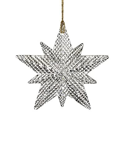Marquis by Waterford Star Ornament, Clear