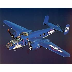 B-25 Mitchell WW2 Bomber