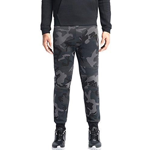 Nike Mens Tech Fleece Camo Cuffed Jogger Pants 2XL