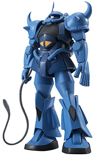 ROBOT魂 機動戦士ガンダム [SIDE MS] MS-07B グフ ver. A.N.I.M.E. (初回特典付き) 約125mm ABS&PVC製 塗装済み可動フィギュア