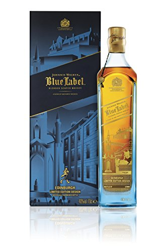 Johnnie Walker discount duty free Johnnie Walker Blue Label Whisky Limited Edition Edinburgh Design 70 cl