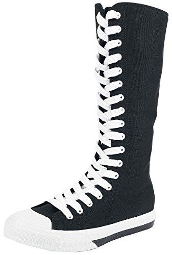 R.E.D. by EMP Extra High Sneaker Scarpe nero EU41