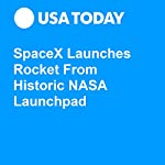 SpaceX Launches Rocket From Historic NASA Launchpad | James Dean,Emre Kelly