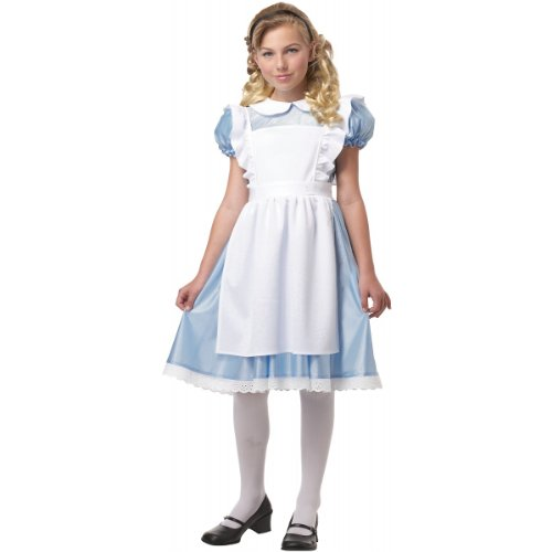 Alice in Wonderland Costume - Medium