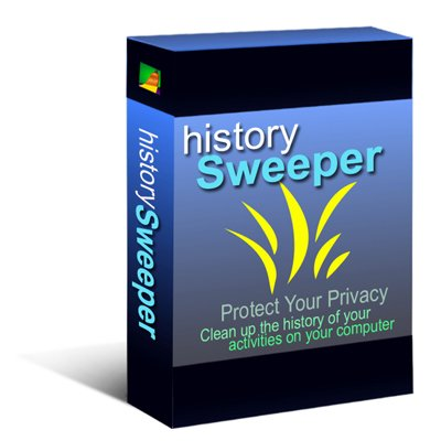 History Sweeper (Download+CD): Windows Cleaner software; Clean up your computer with one click; Erase your digital tracks and digital fingerprints; Protect your privacy and enhance your Internet security. Save disk space and improve your system performanc