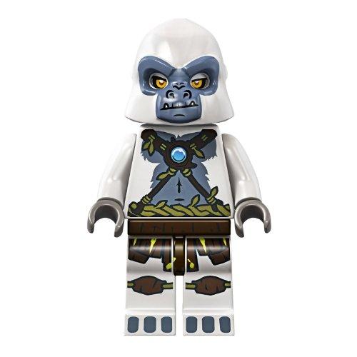 LEGO Chima - Grizzam The Gorilla Minifigure - 1