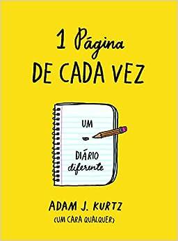 Uma Pagina de Cada Vez: Um Diario Diferente (Em Portugues do Brasil