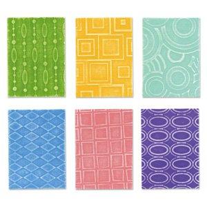 Sizzix Texturz Texture Plates-Kit #2 (Sizzix Texture Starter Kit compare prices)
