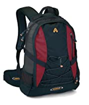 Asolo Gear Aerator Daypack (Smoke/Wine/Black)
