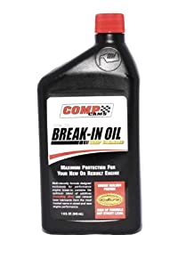 COMP Cams 1590 10W30 Break-In Engine Oil - 1 Quart Bottle from COMP Cams