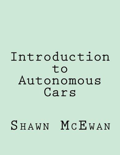 Introduction to Autonomous Cars PDF