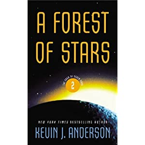 A Forest of Stars - Kevin J Anderson