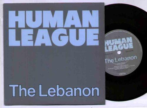 Human League - The Lebanon (1984) Lyrics - Zortam Music