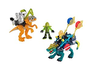 Fisher-Price Imaginext Dino Bundle from Imaginext