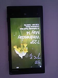 Nokia Lumia 920 RM-820 32GB AT&T Locked 4G LTE Windows 8 OS Smartphone - Black