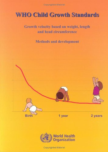 WHO Child Growth Standards: Growth Velocity Based on Weight, Length and Head Circumference: Methods and Development